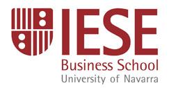 Logo IESE. Horizonte XXII Globalcaja
