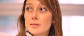 Macarena Martínez Messís de la Cerda. Gerente de la Fundación Horizonte XXII Globalcaja