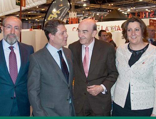 La Fundación apoya FITUR como escaparate de la riqueza turística  de Castilla-La Macha