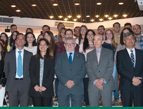 Ángel Felpeto inaugura la Escuela Regional de Ventas de la Fundación Globalcaja HXXII