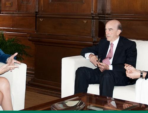 El Ayuntamiento de Toledo y la Fundación renuevan su compromiso de colaboración