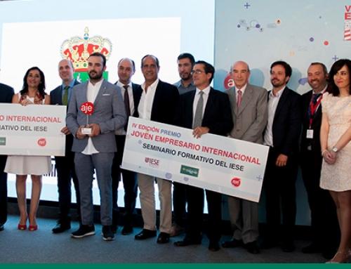 Globalcaja Horizonte XXII apoya a AJE en su impulso a la internacionalización