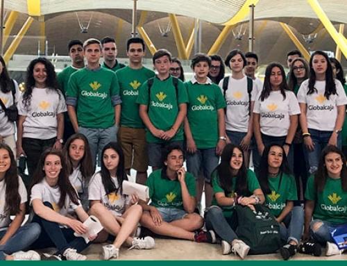 Más de 60 jóvenes de los 114 participantes en Start Up English, rumbo a Irlanda