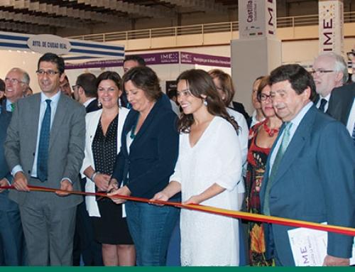 La Fundación apoya la internacionalización empresarial de la Pyme en IMEX