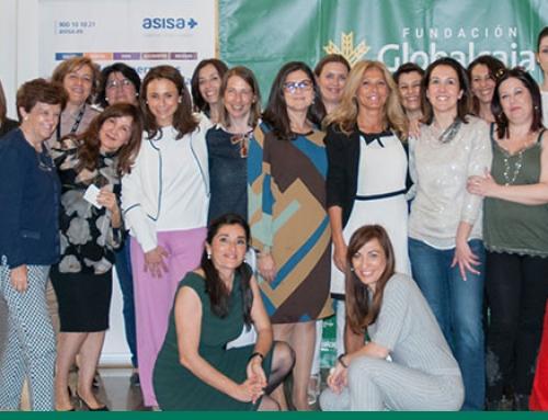 Aurora Barbero comparte su experiencia con las participantes de MED de Globalcaja HXXII