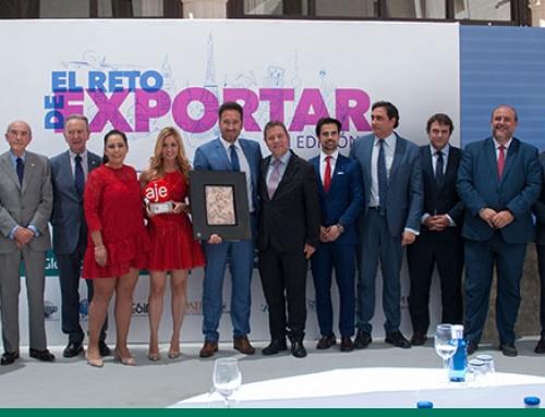 Globalcaja Horizonte XXII apoya al Joven Empresario Internacional de AJE