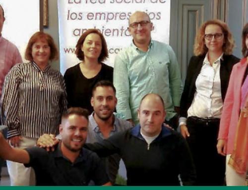 La Fundación, con el emprendimiento sostenible en los I Premios Red PIEMSA